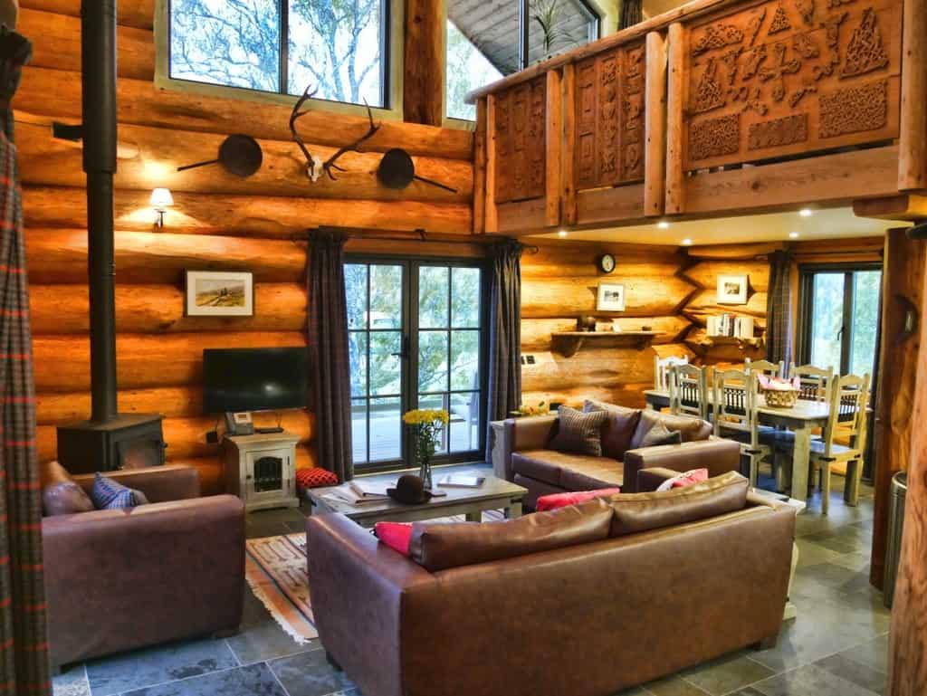 Eagle Brae lounge