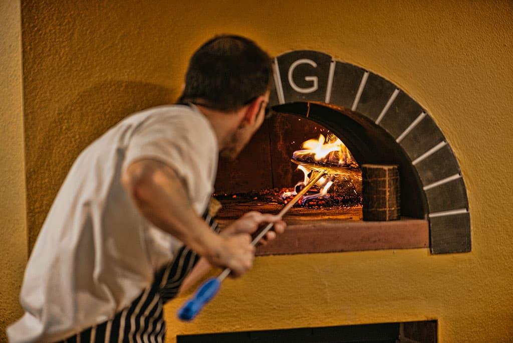 burley-wood-fired oven