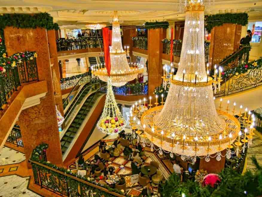 Metropole shopping centre Montecarlo