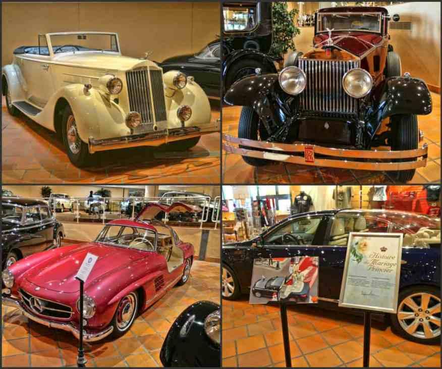 Monaco car collection