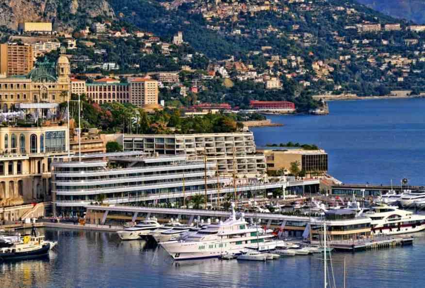Monte-Carlo Yacht Club