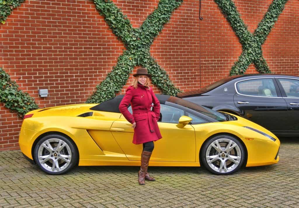 New Forest Ferrari dealer