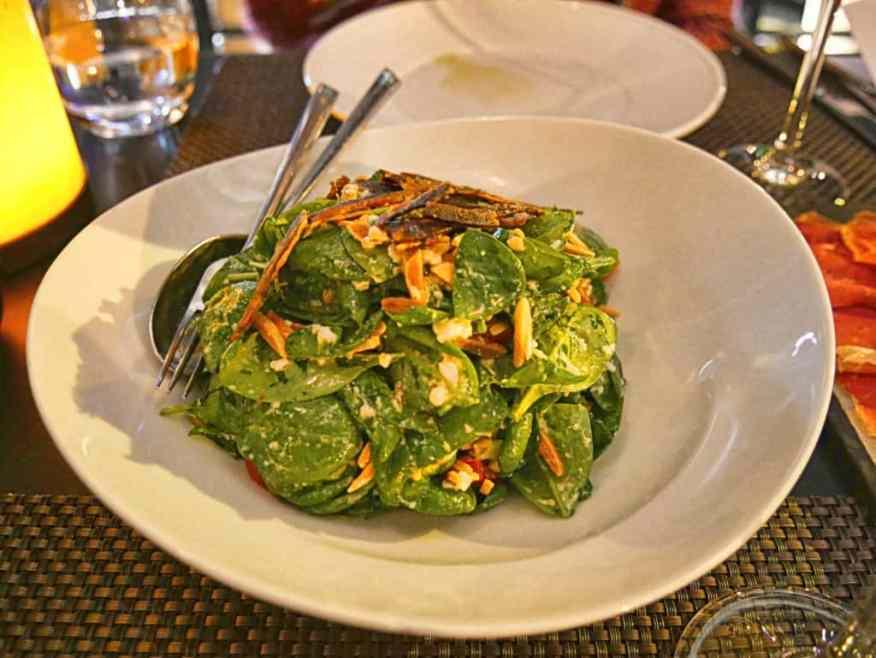 Beef Bar salad