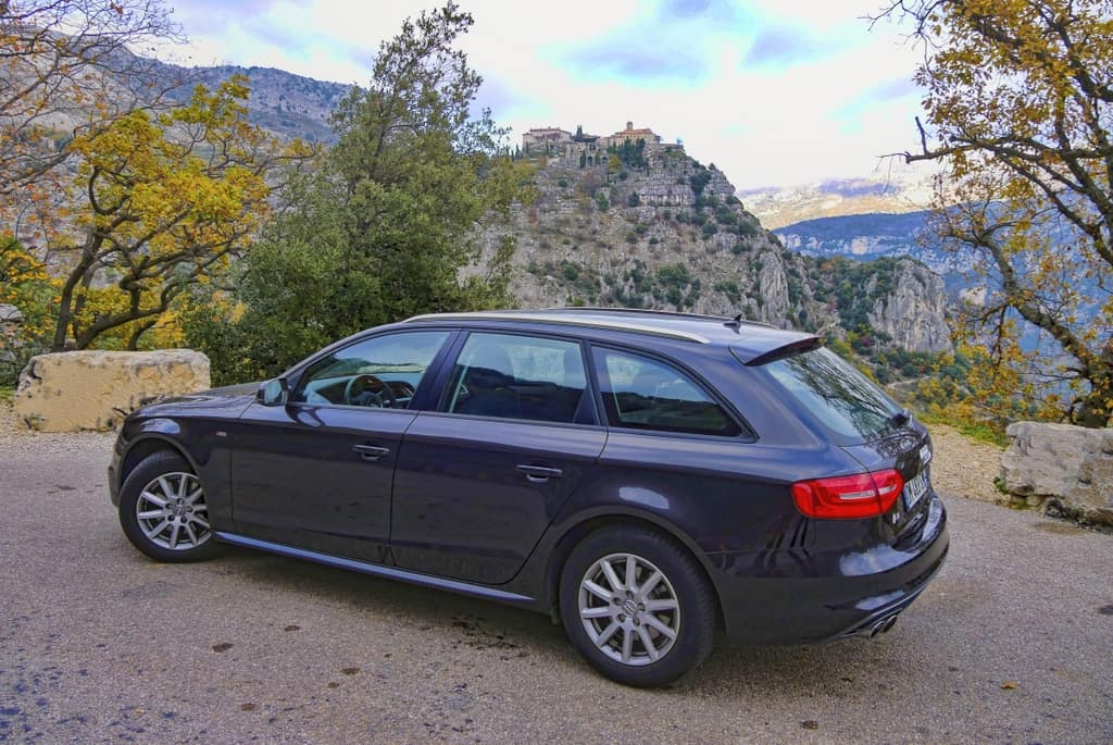 Auto Europe car rental Gourdon