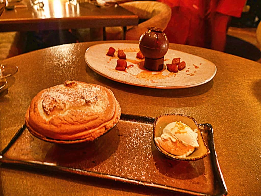 Maya Bay desserts
