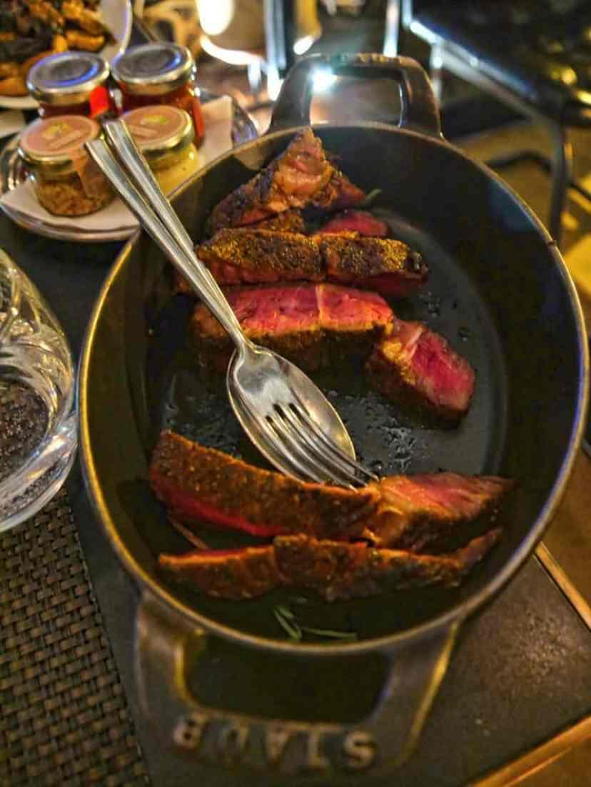 Montecarlo Beef Bar meat