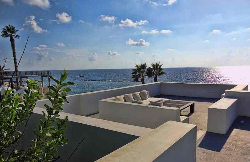 Almyra hotel Paphos suite
