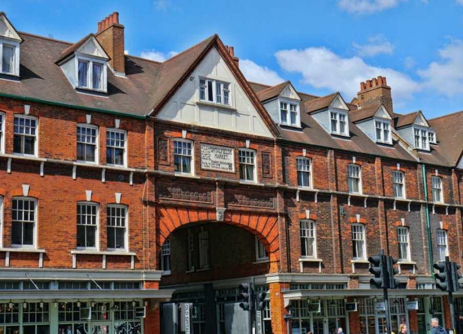 Guide to Spitalfields market