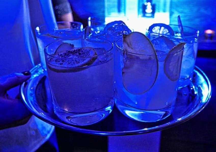 Jaguar Pace cocktail