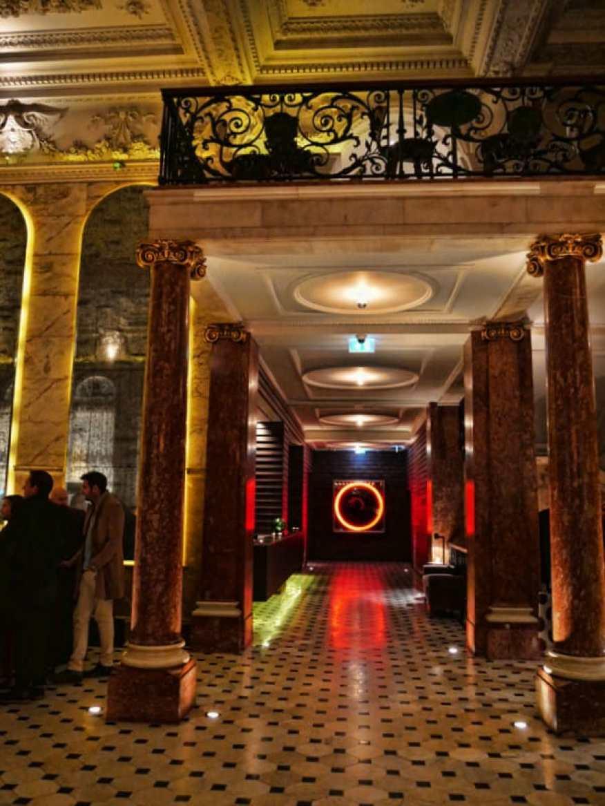 Jaguar Pace fragrance launch London