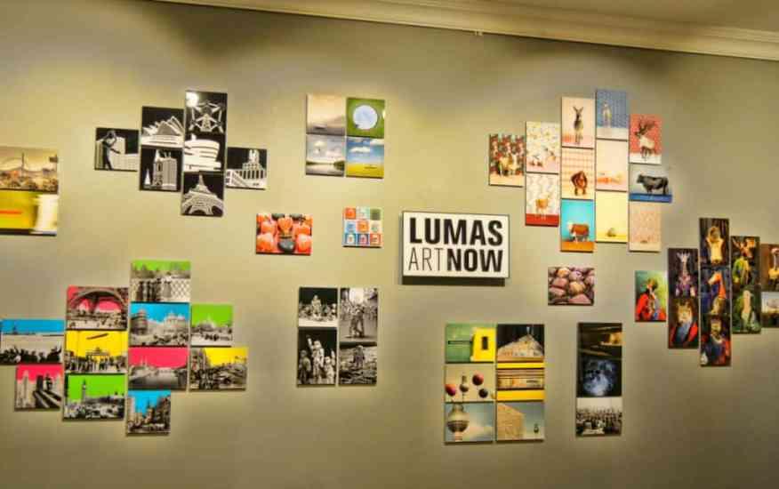 Lumas Art Now exhibition