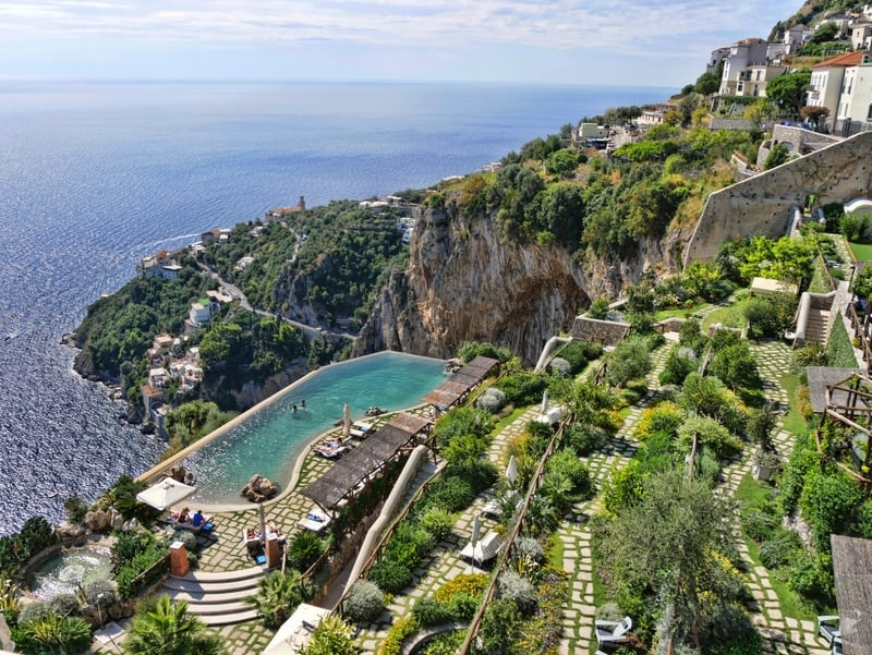 An Infinitely Luxurious Stay at Monastero Santa Rosa