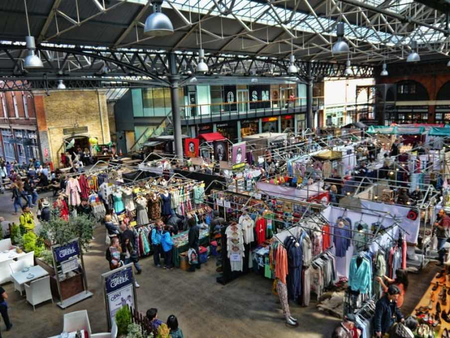 Spitalfields market review