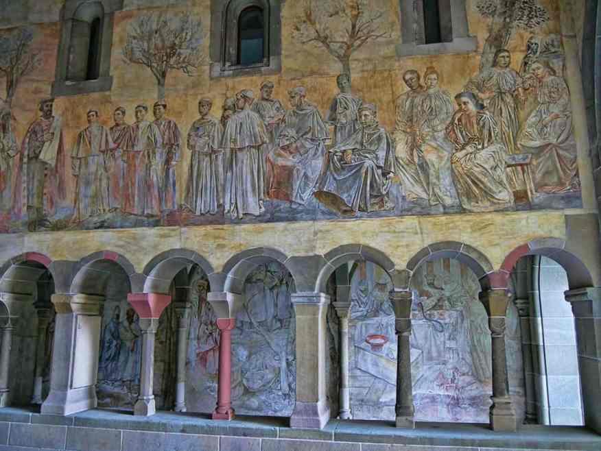 grossmunster-cloister-zurich