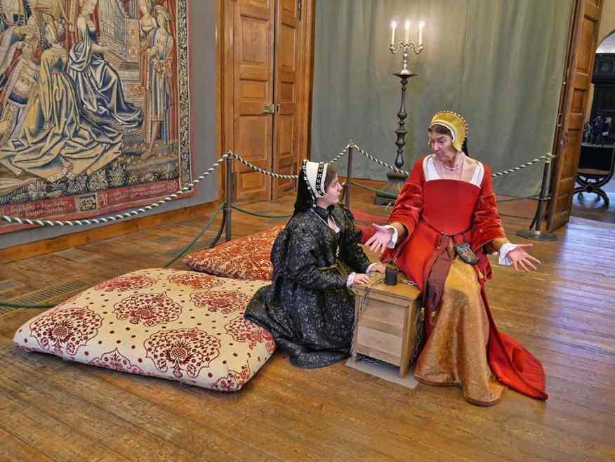 Hampton Court Palace visit