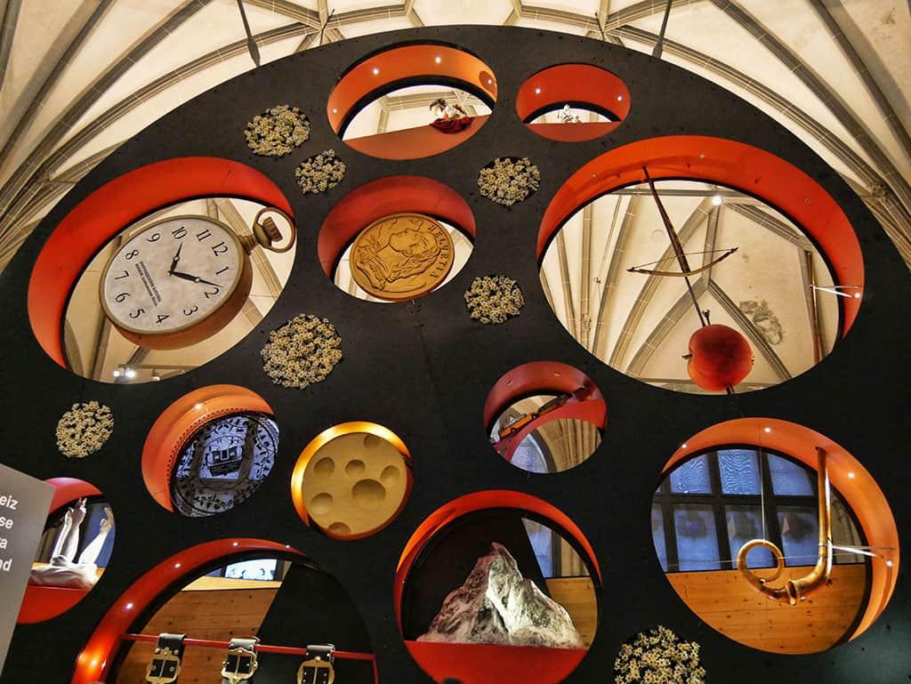 Landesmuseum Zurich Switzerland