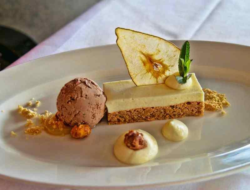 best restaurants in Lucerne - Hotel Montana