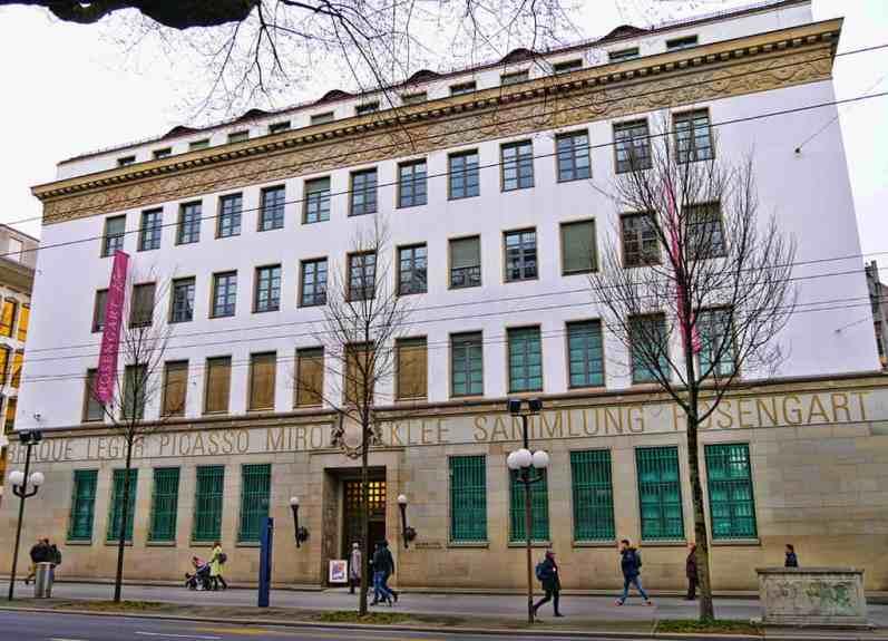 Lucerne attractions - Rsengart museum