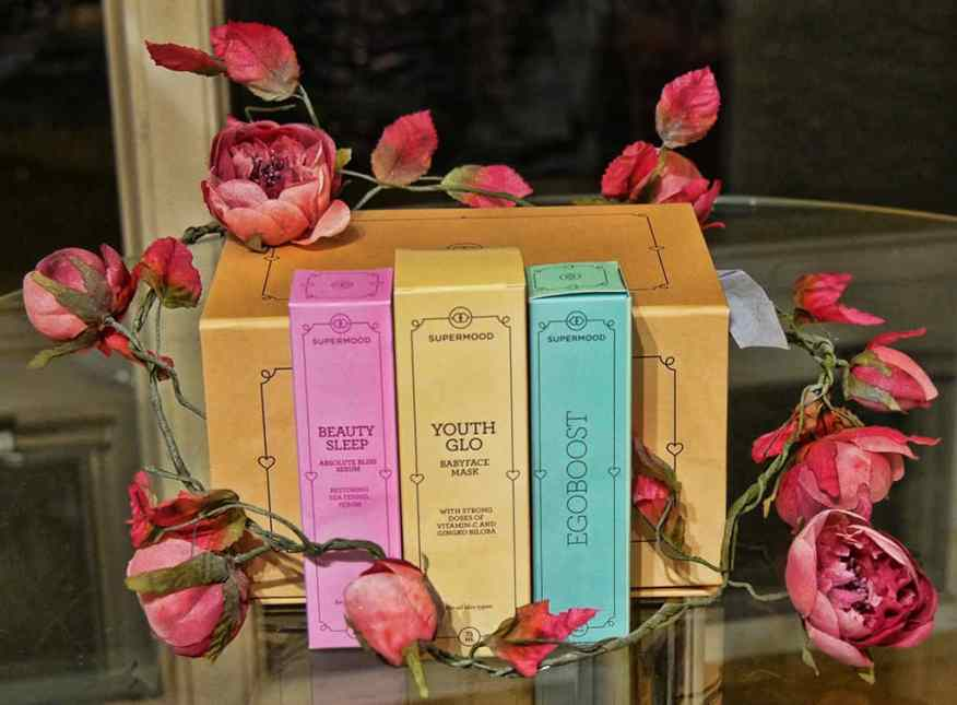 Supermood beauty products