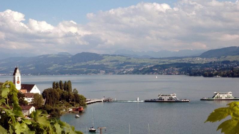 Zurich-lake
