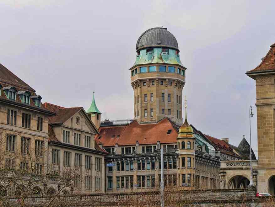 Zurich Jules Verne