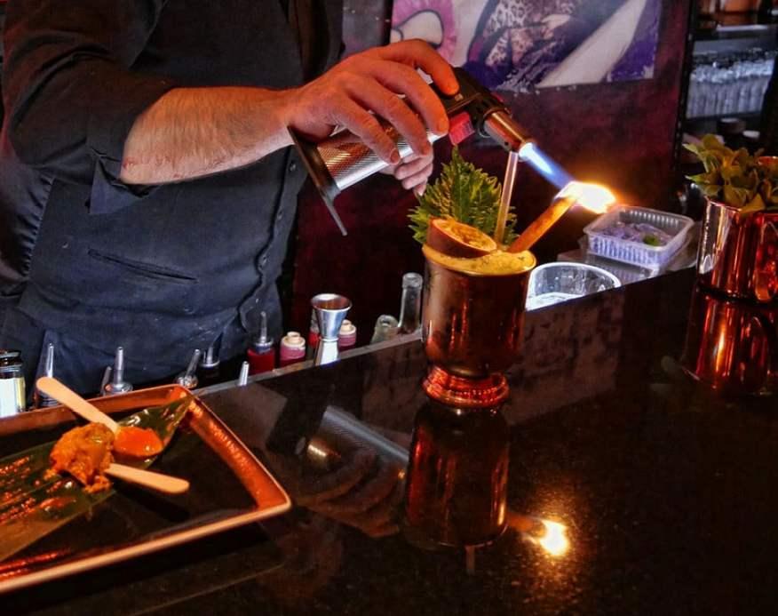 Buddha-Bar Knightsbridge drinks