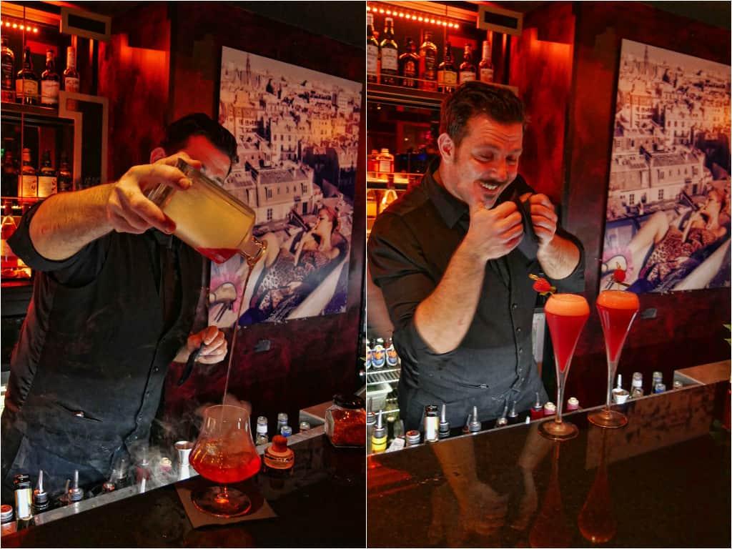 Buddha-Bar London drinks