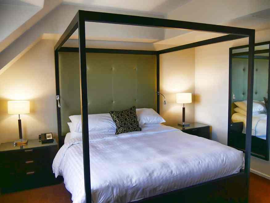 Marriott Grosvenor Square suite