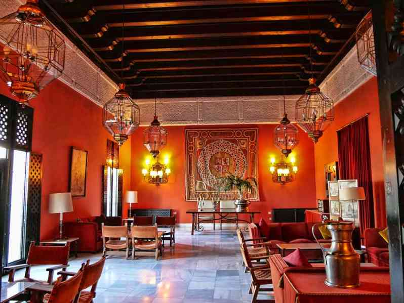 Where to stay in Carmona