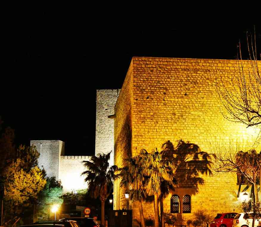 parador_jaen_night