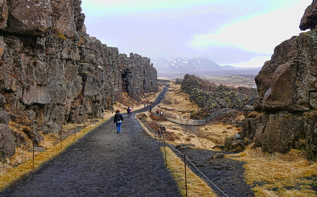 Tetonic-plate-Iceland