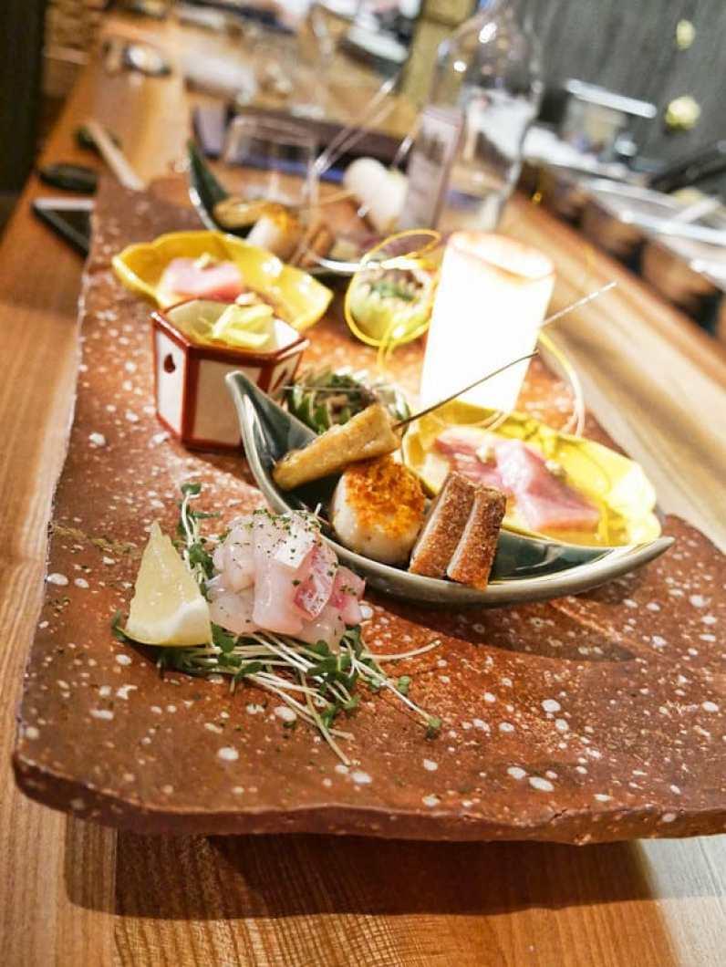 Tokimeite on Conduit Street, Mayfair - one of Yoshihiro Murata's fantastic group of restaurants