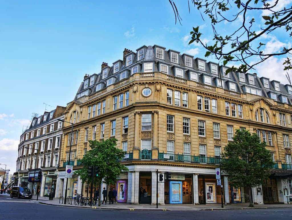 Notting Hill Hidden Gems & The Best Pedicure in London