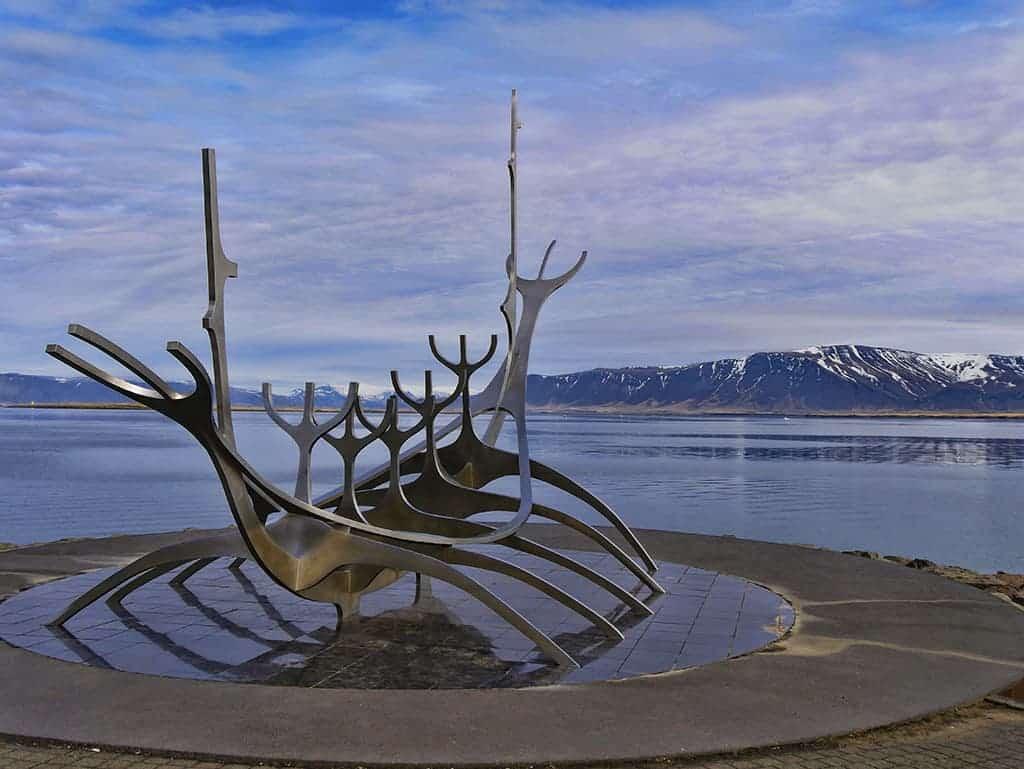 Viking-Ship-iceland