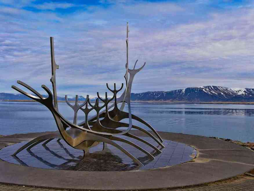 12 of the Most Luxurious City Breaks in Europe - sculpture in Iceland
