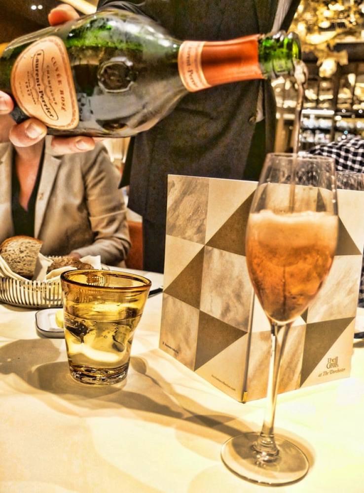 champagne-dorchester-grill