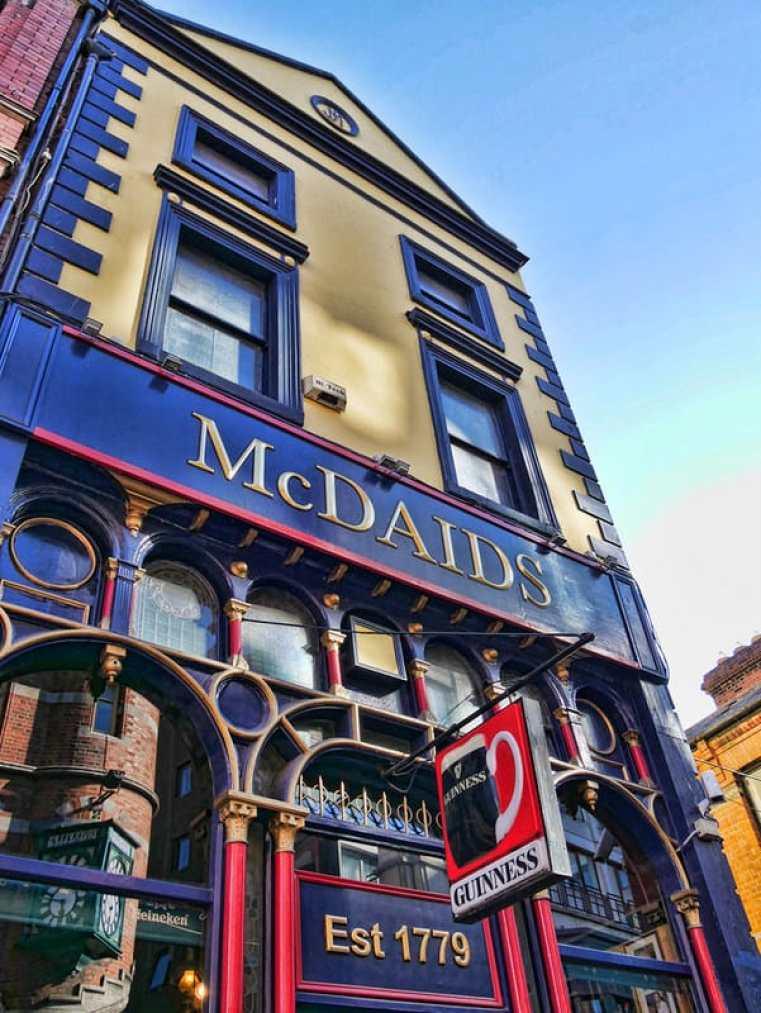 mcdaids-dublin-pub