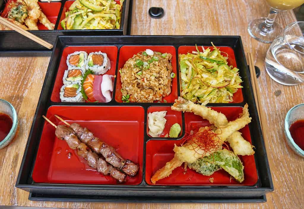 UNI Restaurant – Tantalizing Japanese and Peruvian Fusion