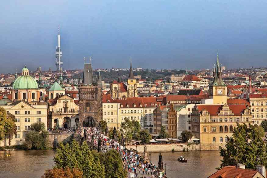 12 of the Most Luxurious City Breaks in Europe - Charles Bridge, Prague