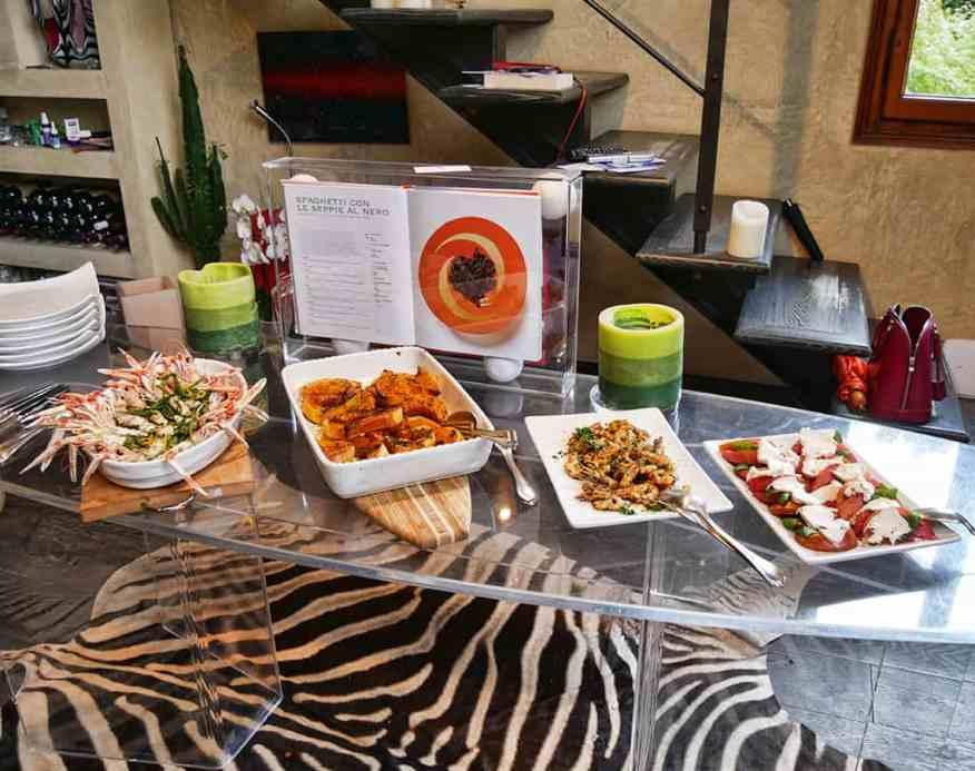 Love Enrica Rocca cookery school in Venice, Italy