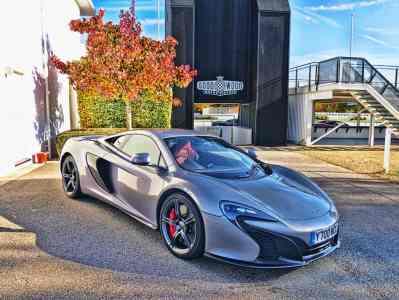 Experiencing an Exclusive McLaren Racing Day at Goodwood