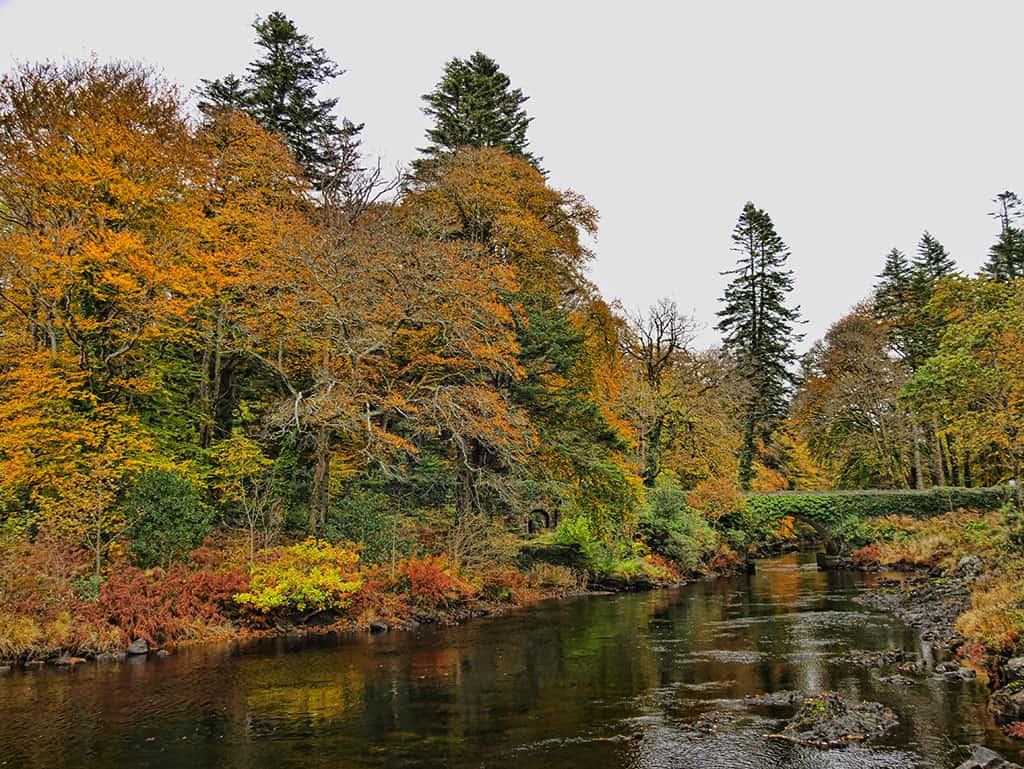 Ballynahinch-Castle-Autumn