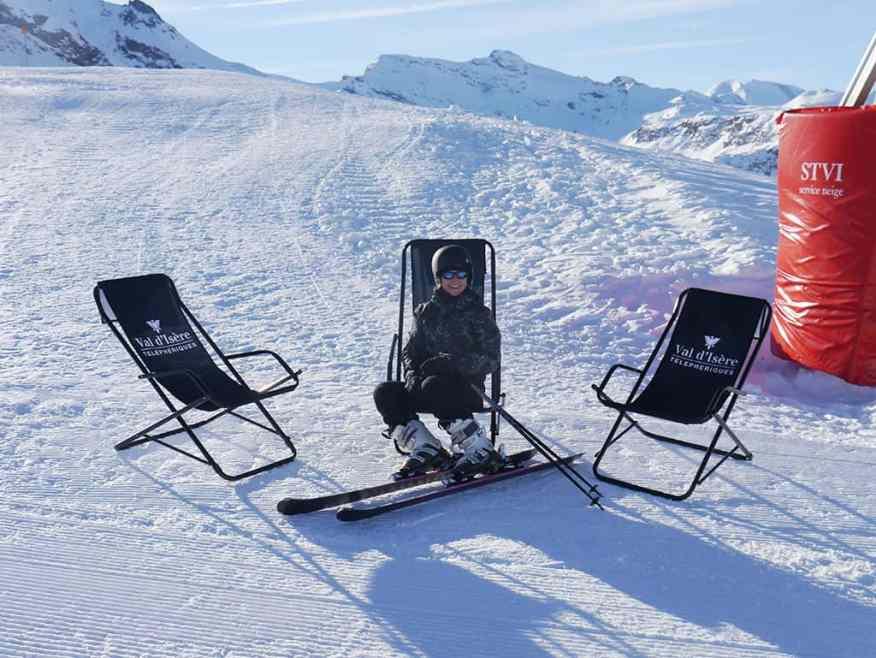 Val d'Isere ski trip