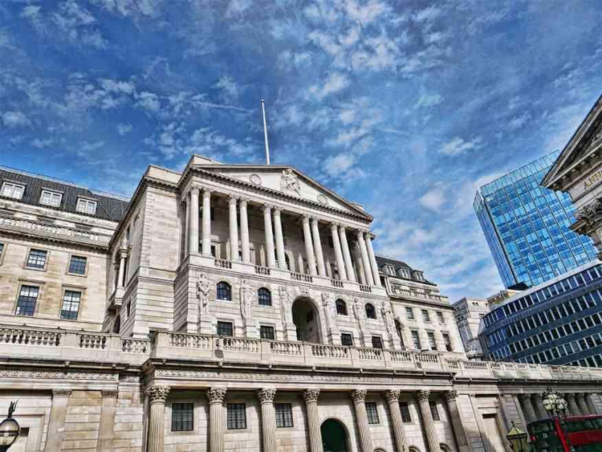 Bank of England City