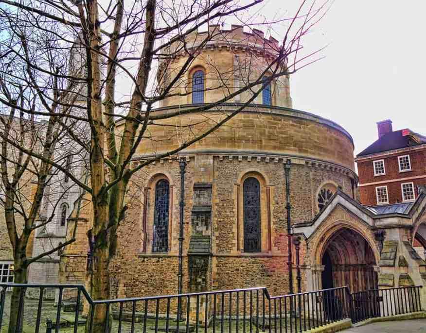Temple Church London