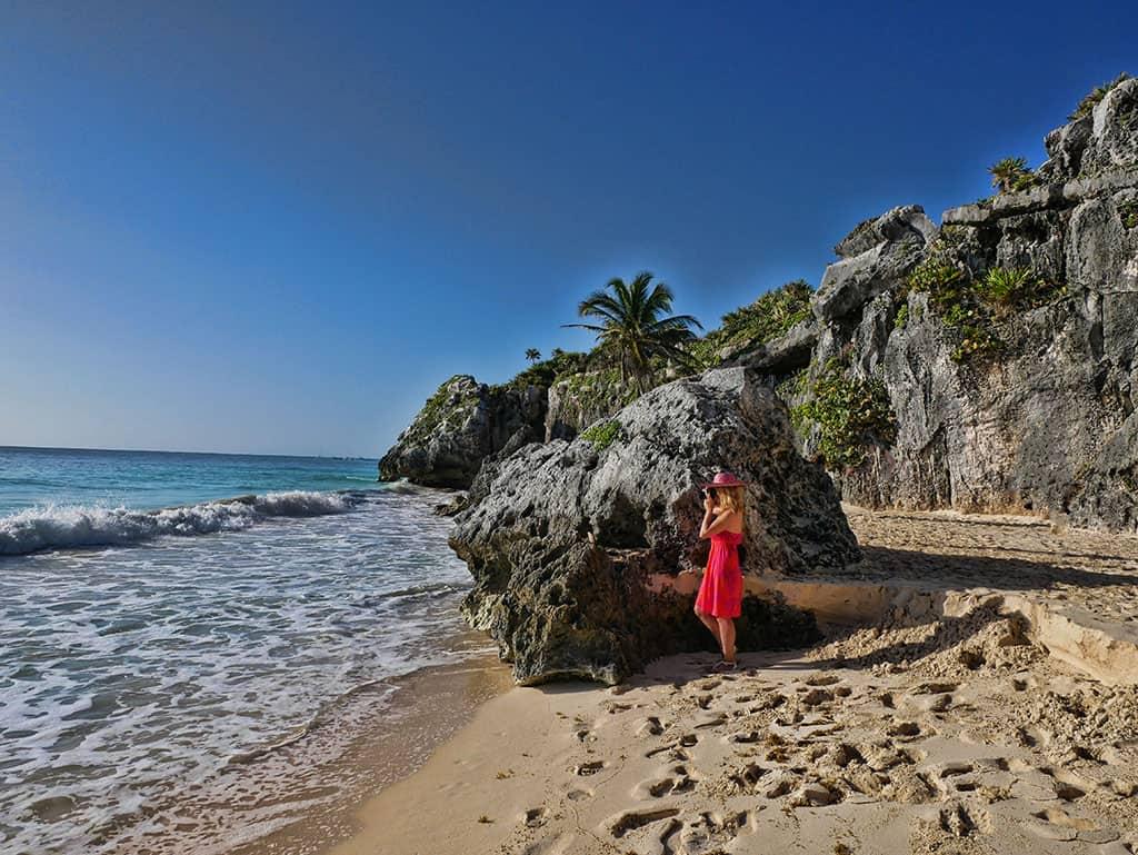 Tulum beach photography