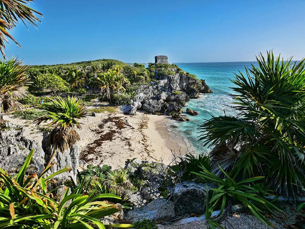 Tulum Riviera Maya view
