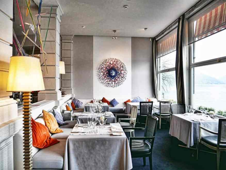 Arte Lugano restaurant