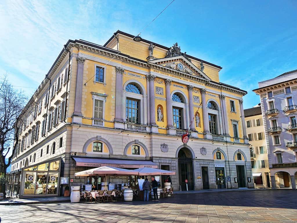 Lugano Town Hall