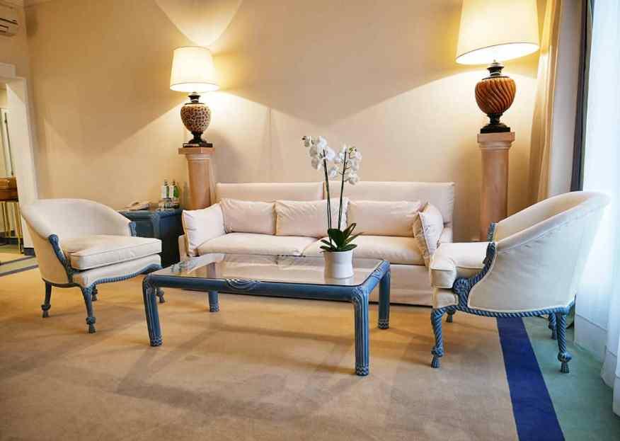 Villa Castagnola suite
